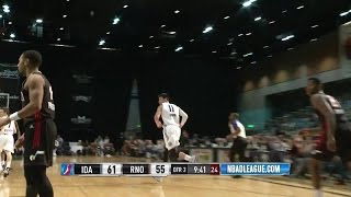 highlights duje dukan 12 points vs the stampede 3 26 2016