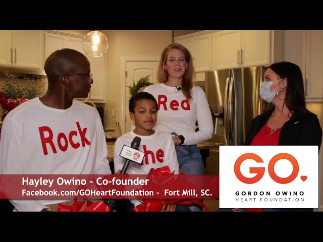 GO Heart Foundation Red Bow Fundraiser