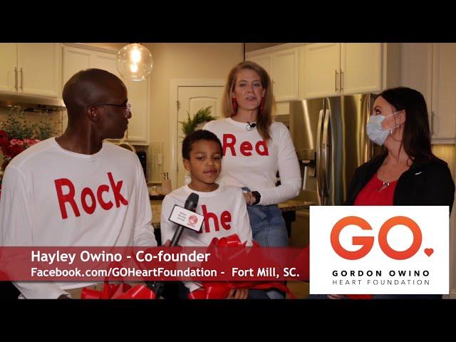 GO Heart Foundation Red Bow Fundraiser