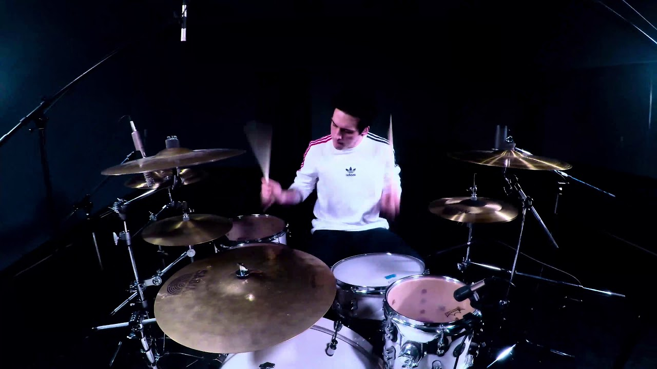MEEK MILL - Going Bad (feat. Drake) [Drum Cover] - Johnny Mele image