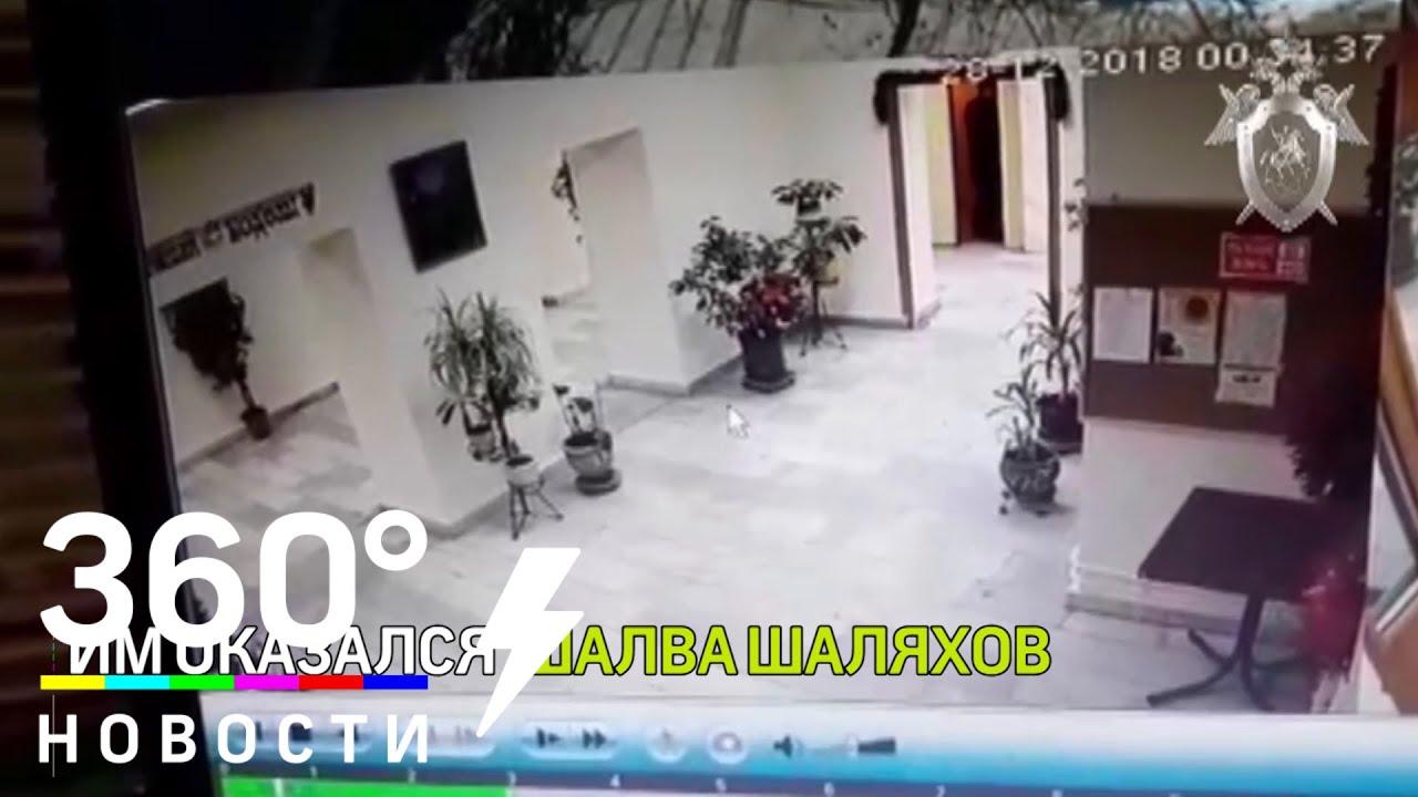 Расстрел российского топ-менеджера попал на видео
