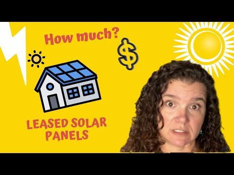 Buying a Home With Leased Solar Panels (PROS AND CONS). Should I lease solar panels to SAVE MONEY?