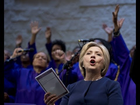 Download Youtube: Hillary Clinton 'Turned To Religion' After Her Loss