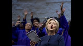 Hillary Clinton 'Turned To Religion' After Her Loss