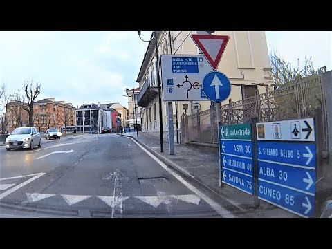 Viaggio a Canelli (AT) - Journey to Canelli (Asti, Piemonte - Italy)