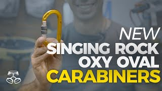 Singing Rock Oxy Oval Carabiners