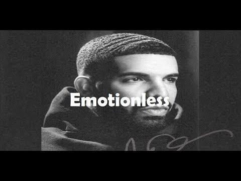 Drake Emotionless with lyrics