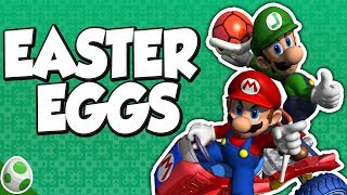 All Tracks Are Connected - Easter Eggs in Mario Kart: Double Dash!! - DPadGamer