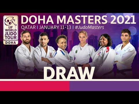 Draw - Doha World Judo Masters 2021