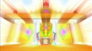 Heaven, Gods Throne room Jesus and the Father - The Final Sacrifice intro