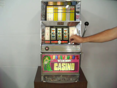 Old slot machine Bally 809 For sale SOLD