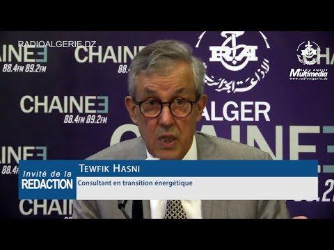 Tewfik Hasni Consultant en transition énergétique