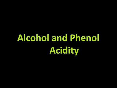 alcohol-and-phenol-acidity