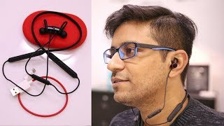 OnePlus Bullets Wireless Unboxing, Review & Giveaway 🎶🎧🔥