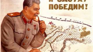 SULIKO Sung By Red Army Choir      Stalin Pictures
