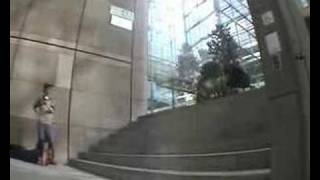8 steps stair in La Défense by anthony From plougastel.