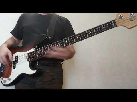 Fender American Standard Precision Bass USA 2000