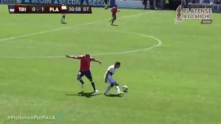 Gol de Daniel Vega | Tristán Suárez 0 - 1 Platense | Fecha 12