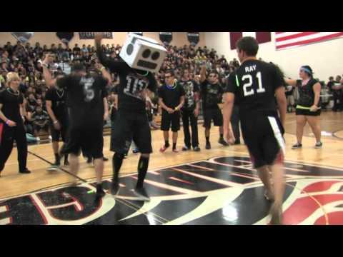 Party Rock Anthem - Highschool Flash Mob