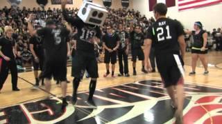 party rock anthem highschool flash mob