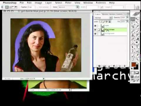 Using Primatte Chromakey Software to Deal With Problem Areas – Digital Anarchy