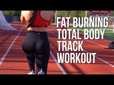TOTAL BODY Fat Blasting Track Workout