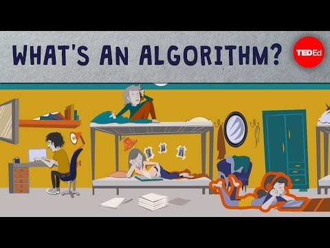 What's an algorithm? - David J. Malan