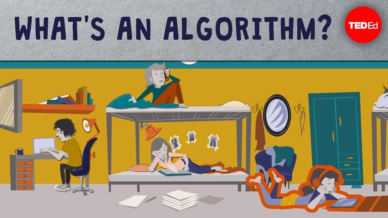 What's an algorithm?