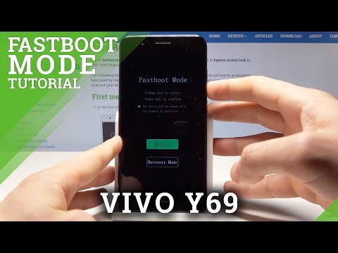 How To Enter Fastboot Mode In VIVO Y69 - Quit VIVO Fastboot Mode