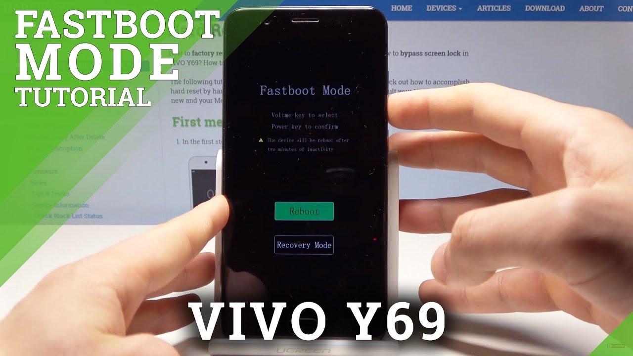 Fastboot Mode VIVO Y81 - HardReset info