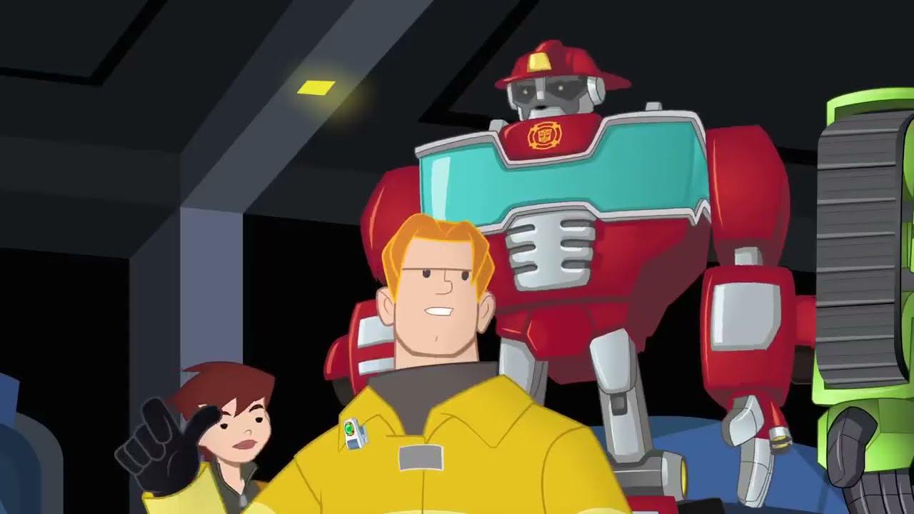 Transformers em português   Para Todas as Idades!   Rescue Bots   T2 Ep 04   Episódios Completos