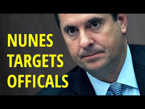Nunes to Make Criminal Referrals on Officials Involved in Spygate