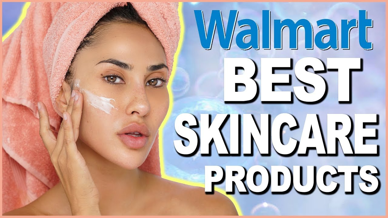 Walmart S Best Skincare Products For Sensitive Skin