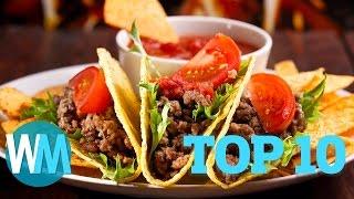 Ağzınızı sulandıracak 10 muazzam Meksika yemeği
