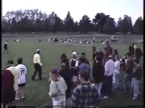 East Carolina v California-Santa Cruz (1995 College Championships - Open Division)