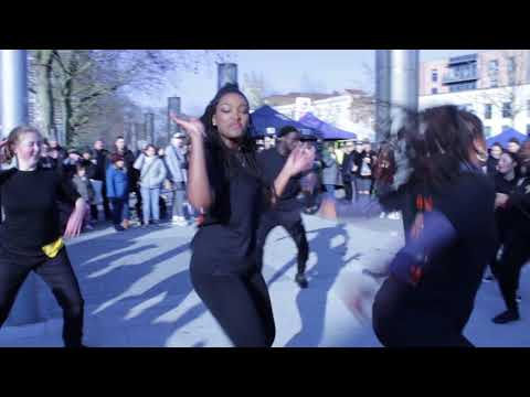 Africa Week Flash Mob