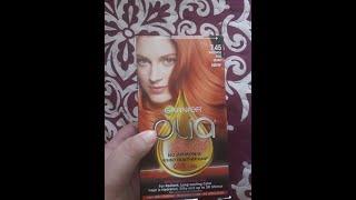 Garnier Olia- Intense Fire Ruby hair dye