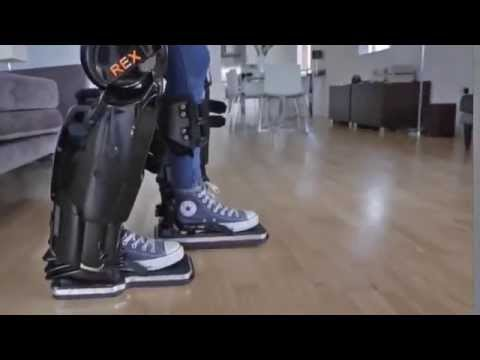 Bionic Exoskeleton suit - Hope for paralyzed patients