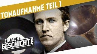 Phonograph vs. Grammophon - Die Erfindung der Tonaufzeichnung Teil 1 I DIE INDUSTRIELLE REVOLUTION
