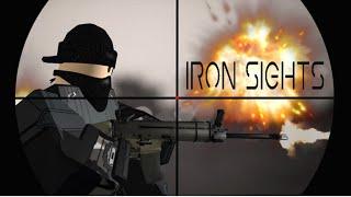 (Roblox)1# Iron Sights sniper v2 😂