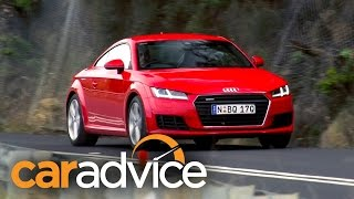 Audi TT Coupe Quattro 2015 Videos