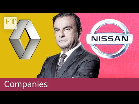 The downfall of Carlos Ghosn