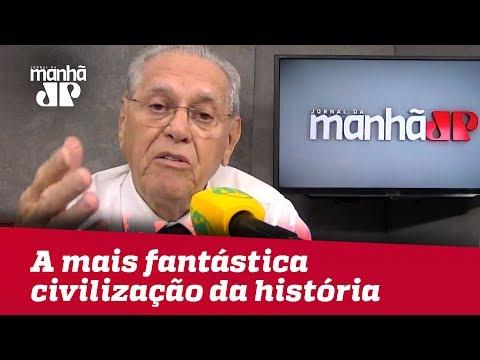 Estamos Construindo A Mais Fantástica Civilização Da História | Joseval Peixoto