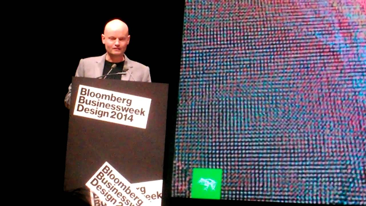 Timothy Morey at Bloomberg Businessweek Design 2014 - YouTube