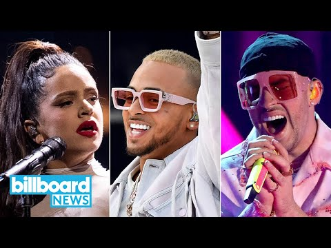Ozuna, Bad Bunny, Rosalía & More Confirmed for Billboard Latin Music Awards New Date | Billboard