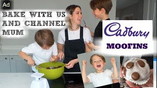 make cadbury moofins with me amp channel mum kerry whelpdale ad