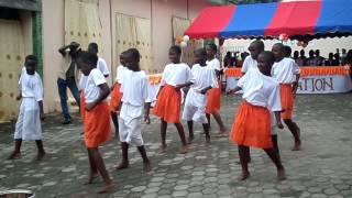 2014 Graduation Gospel Choreography - Solomon School