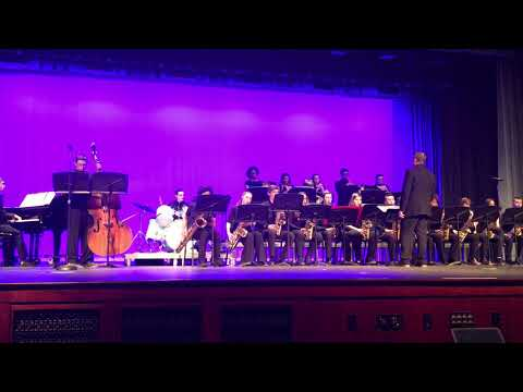 West Babylon High School Jazz Band 2018