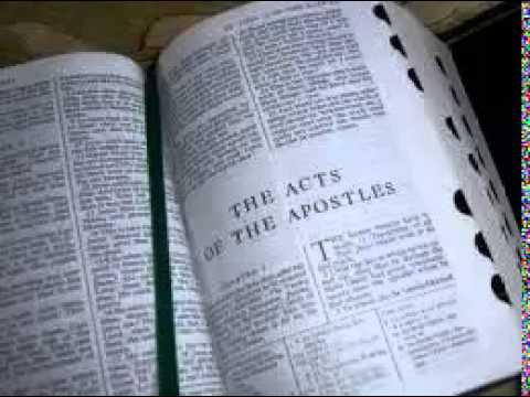 Acts 8 - New International Version (NIV) Dramatized Audio Bible