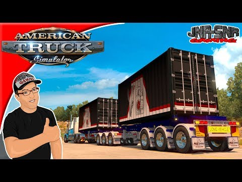 Western Star 4800 EXCLUSIVE New Skeletal Container Trailer coming soon!